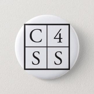 Chapa Redonda De 5 Cm C4SS ajustado