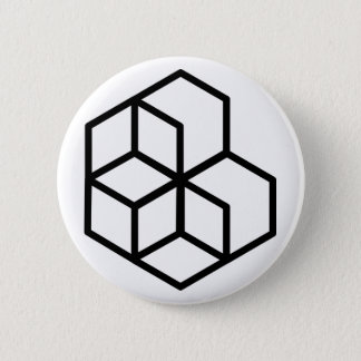 Chapa Redonda De 5 Cm Caballo (+) /Standard, insignia redonda de 5,7 cm