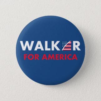 Chapa Redonda De 5 Cm Caminante de Scott para América