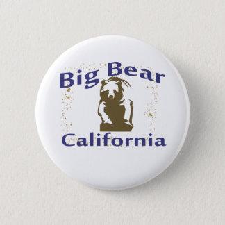Chapa Redonda De 5 Cm Camisa de BIG BEAR