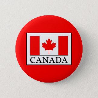 Chapa Redonda De 5 Cm Canadá