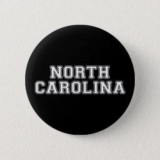 Chapa Redonda De 5 Cm Carolina del Norte