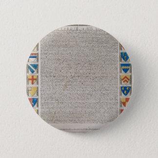 Chapa Redonda De 5 Cm Carta Magna #2