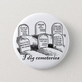 Chapa Redonda De 5 Cm Cavo cementerios