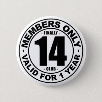 Chapa Redonda De 5 Cm Club finalmente 14