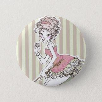 Chapa Redonda De 5 Cm Cocos pin#1