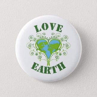 Chapa Redonda De 5 Cm Día de la Tierra