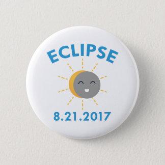 Chapa Redonda De 5 Cm Eclipse 2017