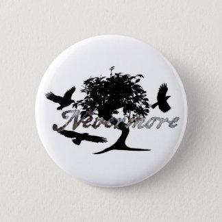 Chapa Redonda De 5 Cm El cuervo de Edgar Allen Poe