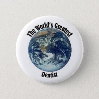 Chapa Redonda De 5 Cm El dentista más grande