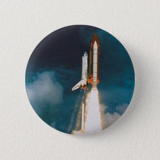 Chapa Redonda De 5 Cm El descubrimiento del transbordador espacial