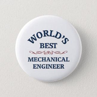 Chapa Redonda De 5 Cm El mejor ingeniero industrial del mundo