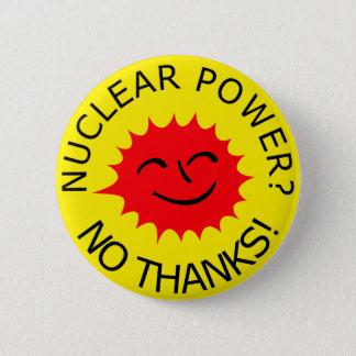 Chapa Redonda De 5 Cm Energía atómica
