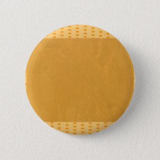Chapa Redonda De 5 Cm Energía pura del oro - compra para el texto de la