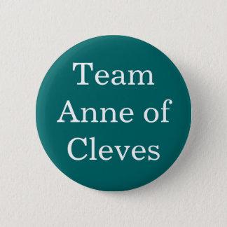 Chapa Redonda De 5 Cm Equipo Anne de Cleves