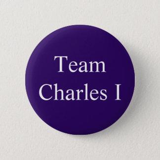 Chapa Redonda De 5 Cm Equipo Charles I
