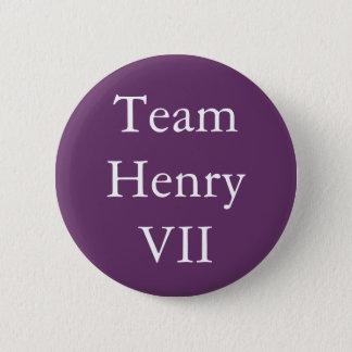 Chapa Redonda De 5 Cm Equipo Henry VII