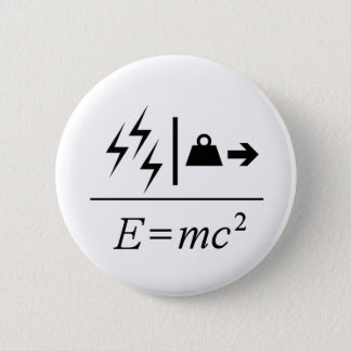 Chapa Redonda De 5 Cm Equivalencia masa-energía