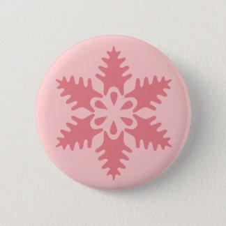 Chapa Redonda De 5 Cm Escama rosada 7