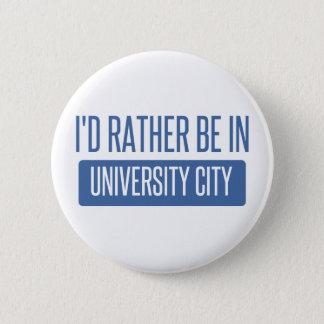Chapa Redonda De 5 Cm Estaría bastante en ciudad de la universidad