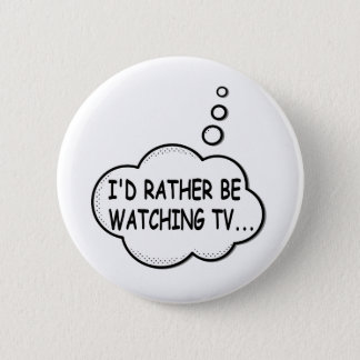 Chapa Redonda De 5 Cm Estaría viendo bastante la TV