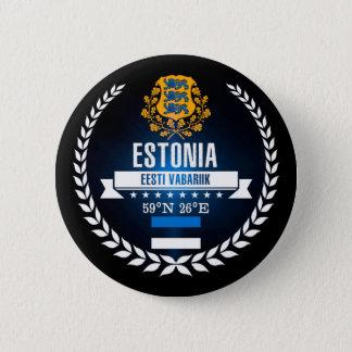 Chapa Redonda De 5 Cm Estonia