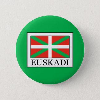 Chapa Redonda De 5 Cm Euskadi