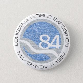 Chapa Redonda De 5 Cm Feria de 84 mundos