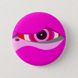 Chapa Redonda De 5 Cm flamenco eye2