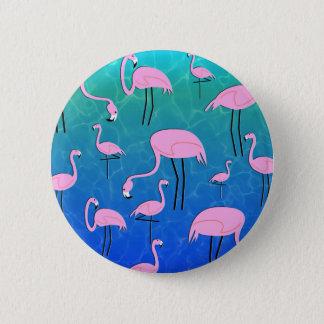 Chapa Redonda De 5 Cm FlamingoPond