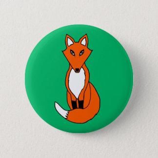 Chapa Redonda De 5 Cm Fox