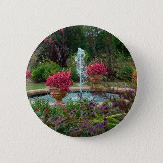 Chapa Redonda De 5 Cm Fuente del jardín
