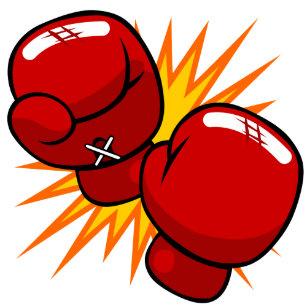 accesorios dibujo animado los guantes boxeo zazzle es