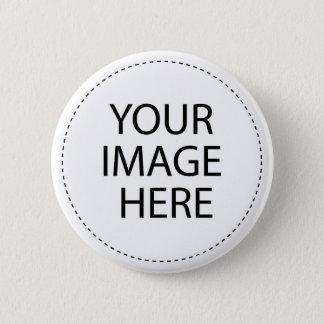 Chapa Redonda De 5 Cm Haga su propia foto/botón del diseño