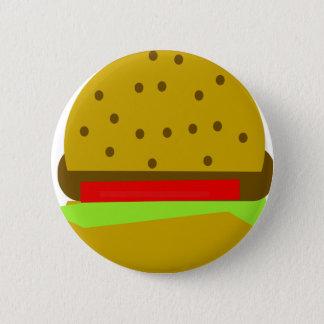 Chapa Redonda De 5 Cm Hamburguesa de los alimentos de preparación rápida