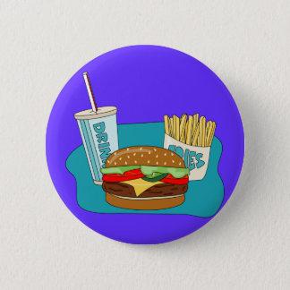 Chapa Redonda De 5 Cm Hamburguesa y fritadas
