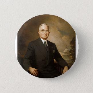 Chapa Redonda De 5 Cm Harry Truman