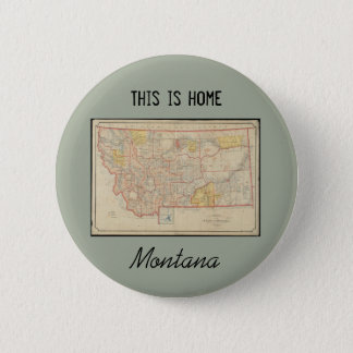 Chapa Redonda De 5 Cm Hogar de Montana