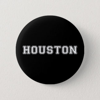 Chapa Redonda De 5 Cm Houston Tejas