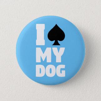 Chapa Redonda De 5 Cm I espada mi perro (Spayed mi perro)