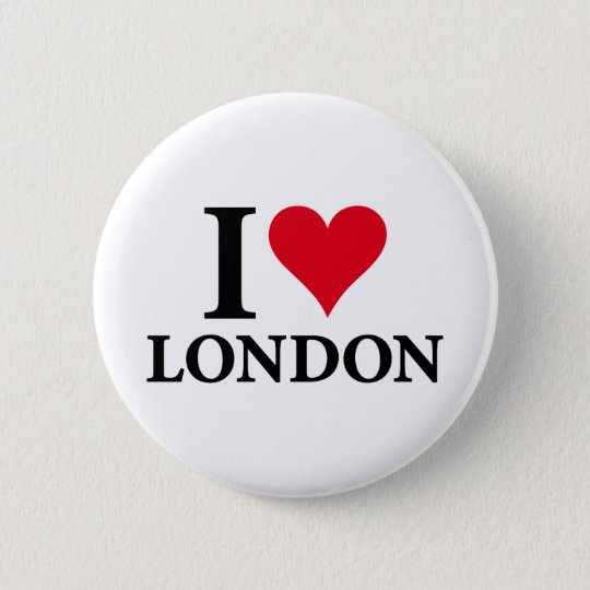 Chapa Redonda De 5 Cm I LOVE LONDON on white.png