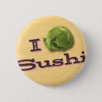 Chapa Redonda De 5 Cm I sushi de Wasabi
