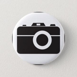 Chapa Redonda De 5 Cm Icono de la fotografía