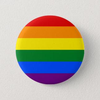 Chapa Redonda De 5 Cm Insignia de LGBT