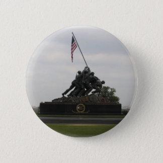 Chapa Redonda De 5 Cm Iwo Jima