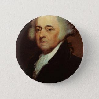 Chapa Redonda De 5 Cm John Adams
