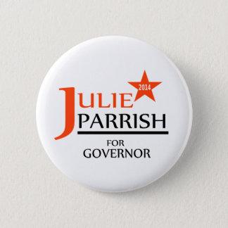 Chapa Redonda De 5 Cm Julia Parrish para el perno del gobernador