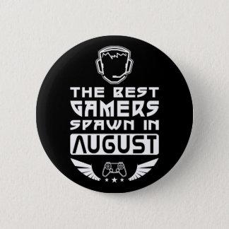 Chapa Redonda De 5 Cm La mejor freza de los videojugadores en agosto