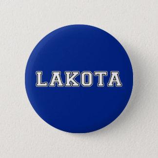 Chapa Redonda De 5 Cm Lakota
