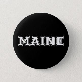 Chapa Redonda De 5 Cm Maine